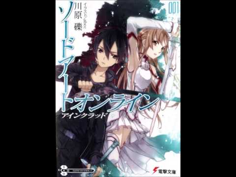 Let's Read: Sword Art Online Aincrad (Chapter 2)