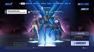 Fortnite back on old account