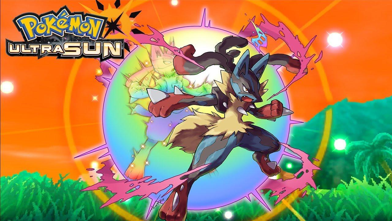 Pokemon Ultra Sun and Ultra Moon Tập 31: Mega Lucario tuyệt đẹp
