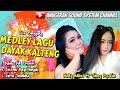 MEDLEY Lagu Dayak Kalteng • NELLY NABEL & TINNY AZKIA • Live Panggung Desa Kuluk Bali, Katingan