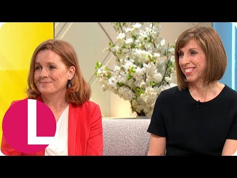 Kirsty Lang Reveals Why She Takes HRT Despite Her History of Breast Cancer | Lorraine