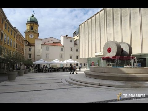 Ivan Kobler square (Rijeka)