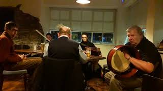 11- The Good House Traditional Irish Music session on 08/17/2018