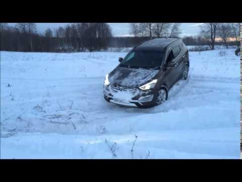 Hyundai Santa Fe III здесь видны все недостатки