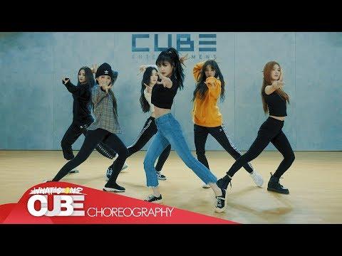 (G) I-DLE) - 'Senorita' (Video Latihan Koreografi)