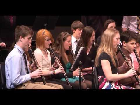 Duxbury Wind Ensemble 2010