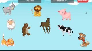Животные, Обучающие игры