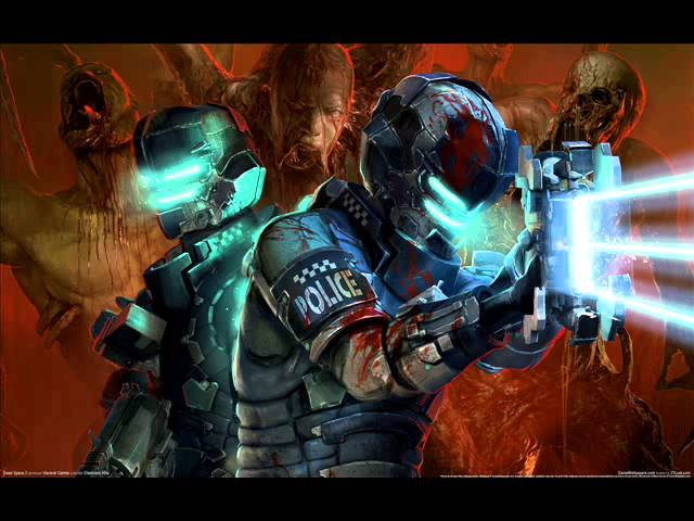 dead space english story