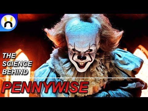 The Science Behind Pennywise's Shapeshifting | The Hybrid Theory
