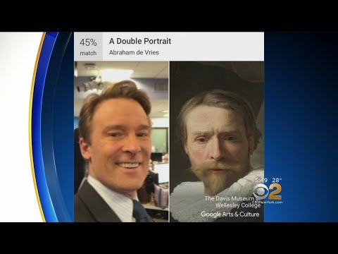 Google Arts & Culture App Matches Selfies To Classic Pieces Of Art