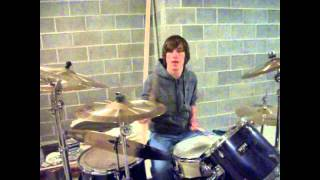 Heaven Beside You Drum Cover Alice in Chains | Zack Lee