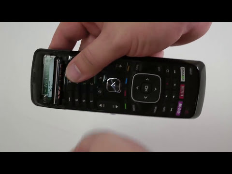 Power Cycling a VIZIO Remote - YouTube