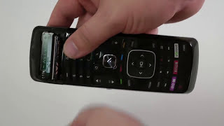 Power Cycling a VIZIO Remote