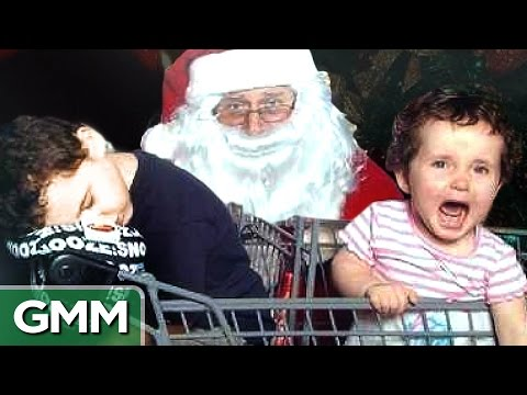 Worst Mall Santa Photos - RANKED