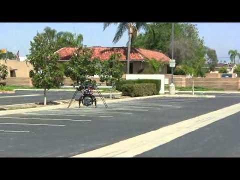 Turbo Ace X88-J Octocopter GPS Demo