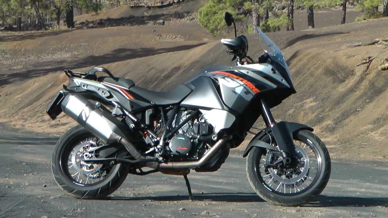 Download 1er essai KTM 1190 Adventure 2013 : Mi-maxitrail mi-supermotard, la moto idéale pour voyager ?