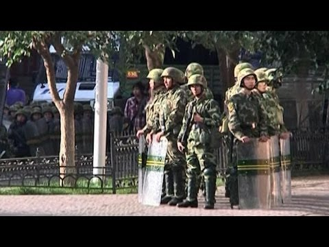 """Chinese Media: 21 Killed in Xinjiang after Scuffle with """"Terrorists"""""""