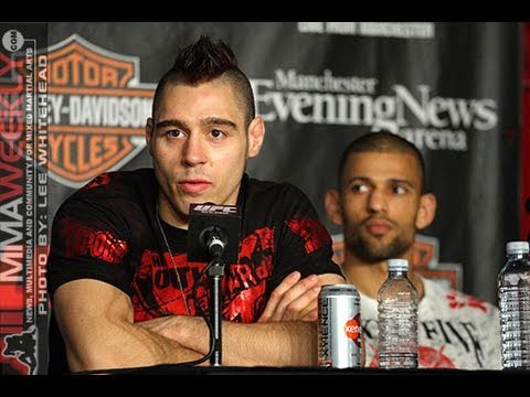 Dan Hardy Talks About KO Loss to Carlos Condit  MMA Weekly