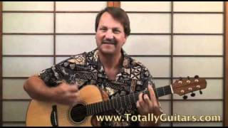 Southern Man Free Guitar Lesson, Neil Young