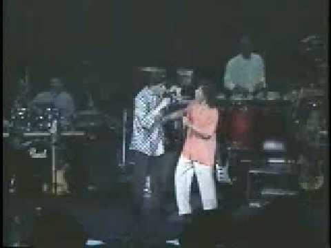 Al Jarreau & Djavan -  Morning - Heineken Concerts - São Paulo - 1997