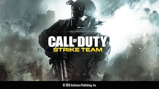 Call of Duty: Strike Team 1.3.0 - iPad Mini Retina Gameplay