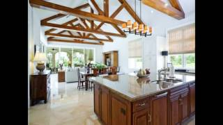 Cathedral ceiling kitchen designs