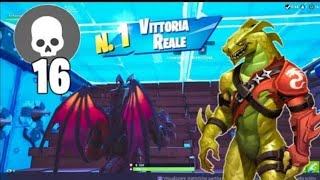 [Fortnite] let's try to make Royal Victory mha!