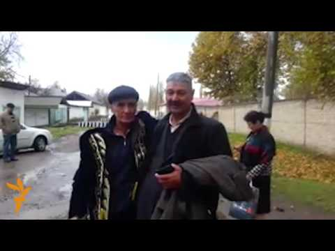 Uzbek Dissident Released After 21 Years