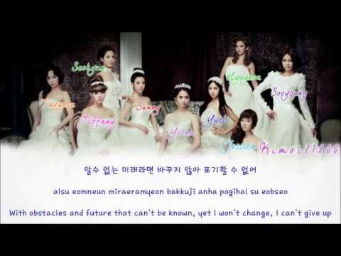 Girls' Generation (SNSD) - Into The New World (다시 만난 세계) [Han/Rom/Eng] Color & Picture Coded HD