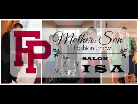 Fairfield Prep Mother Son Fashion Show 2015