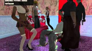 San Andreas Strip Club Lage
