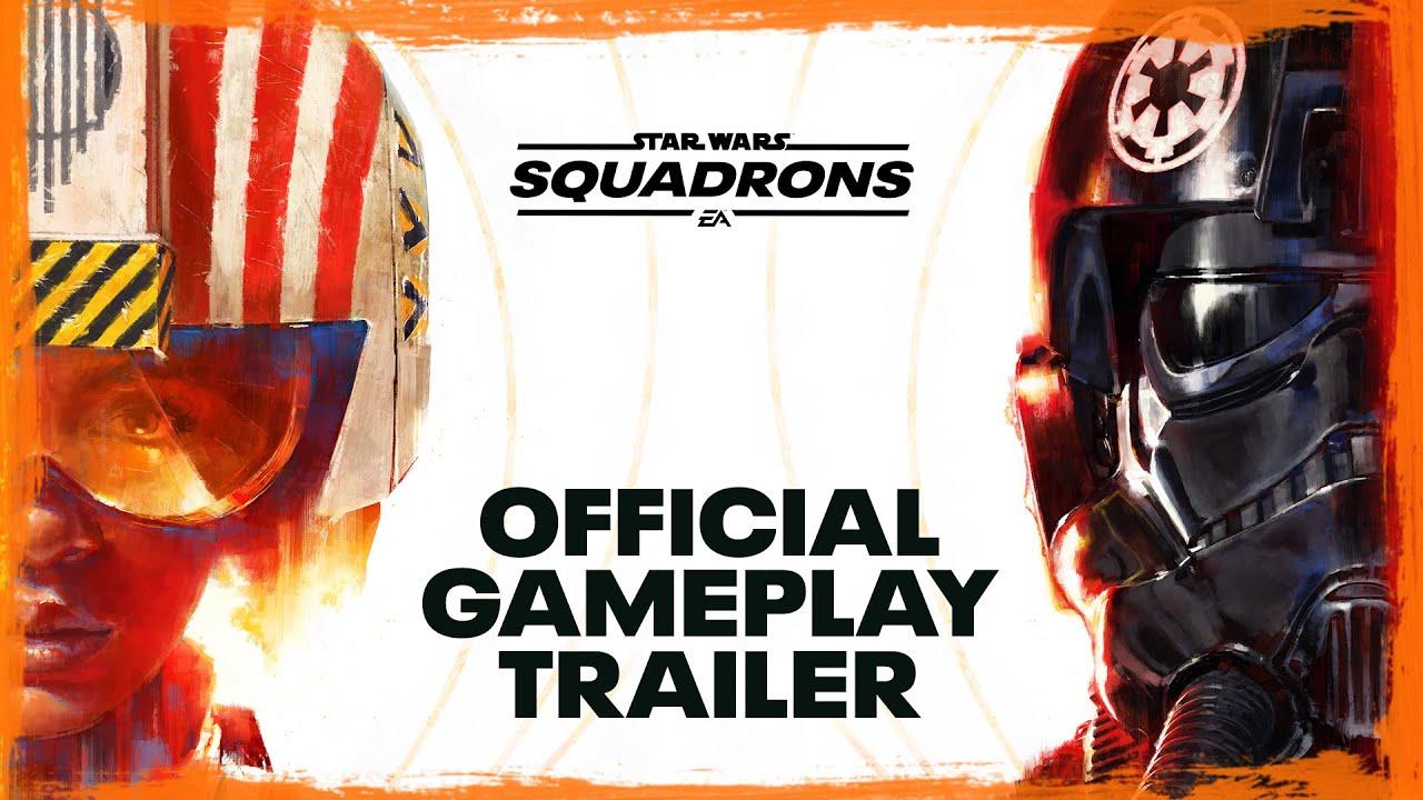 PS4 I STAR WARS™: 스쿼드론 - 공식 게임 플레이 트레일러