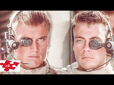 """""""Универсальный Солдат"""" / Жан Клод Ван Дамм. Дольф Лундгрен 1992 трейлер"""