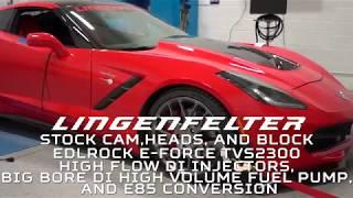Fuel System Testing - 700+ HP C7 Stingray - Lingenfelter