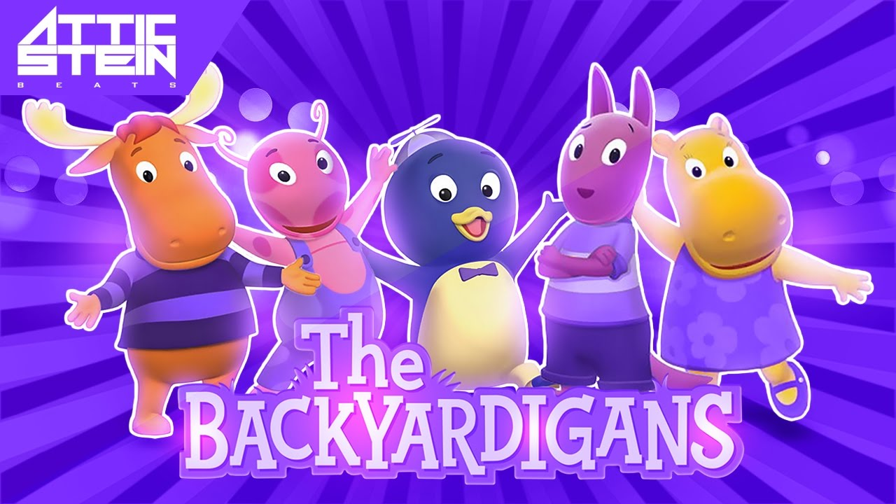 The Backyardigans Theme Song Remix C S Prod By Attic Stein Youtube