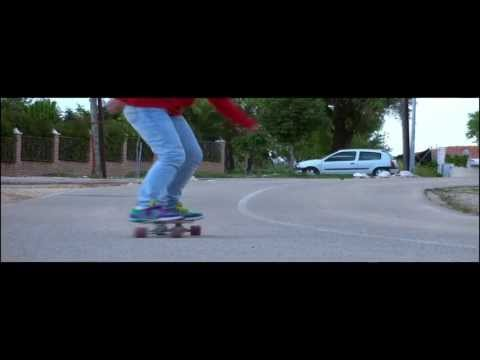 Alternative Longboard - Beginner Experience | MADrid