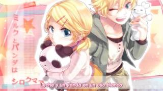 Repeat youtube video 【Kagamine Rin & Len】Suki Kirai【Subs. Español】