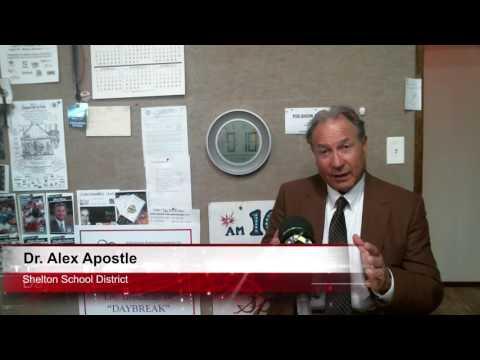 Dr. Alex Apostle - Shelton School District Superintendent