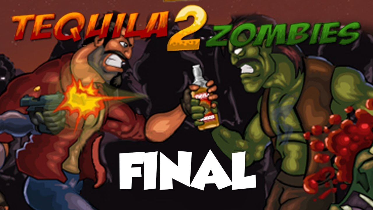 tequila zombies 2 final flash buu pkn sem firula