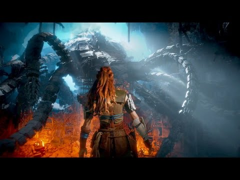 Horizon Zero Dawn Cinematic Launch Trailer - Playstation 4 Exclusive (PS4) (February 28, 2017)