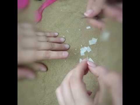 Зимний маникюр: 4 дизайна ногтей гель лаком. Новогодний маникюр :)
