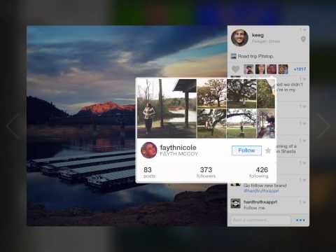 Flow Instagram app for iPad looks (almost) good enough to be official