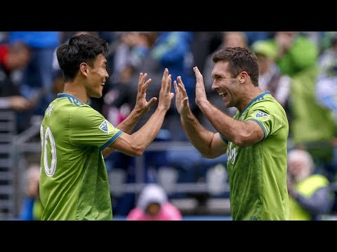 Seattle Sounders - Sounders Extend Franchise-Best Start with 3-2 Win
