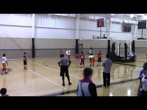 11/02/2014 Cage Session 1 Flint Flight vs. Oakland Elite 2nd half
