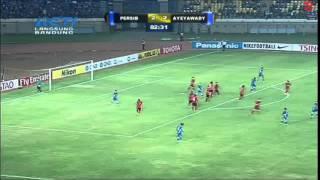 Highlight Persib Bandung vs Ayeyawady United Piala AFC Cup 2015 (13/05/2015)