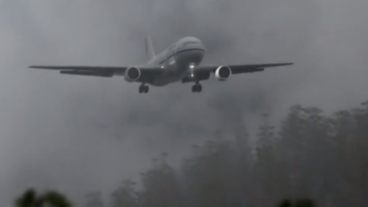 Air China Flight 129 - Crash Animation [X-Plane 11]