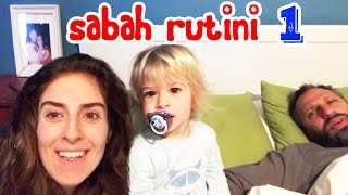 Our Weekend Morning Routine - Ep.1 | Our Family