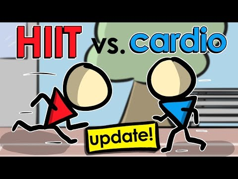 HIIT vs Cardio - Which is TRULY Better? New Science Update