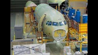 Airbus крупнейшая авиастроительная компания в мире