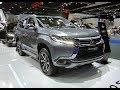 New 2018 SUV Mitsubishi Pajero Sport, New SUV 2019